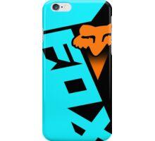 Shiv Cyan iPhone Case/Skin