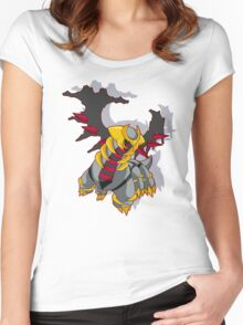 Shadow Rush Women's Fitted Scoop T-Shirt