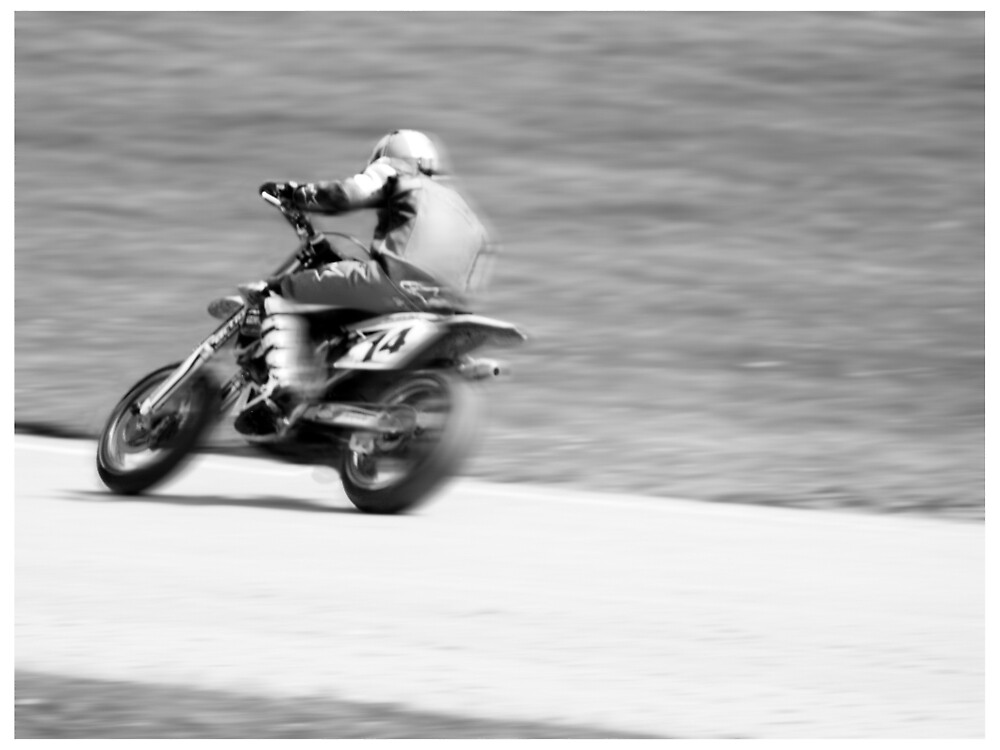 Speed by Paul Tremble