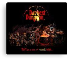 Darkest Dungeon Canvas Print
