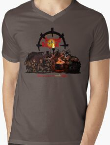 Darkest Dungeon Mens V-Neck T-Shirt