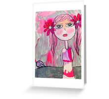 Ready Greeting Card
