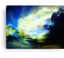 Revolving Sky 1 Canvas Print