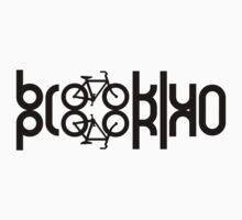 Bike Brooklyn One Piece - Long Sleeve