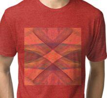 Woollen Fibres Tri-blend T-Shirt