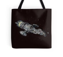 Firefly Serenity Space Ship Tote Bag