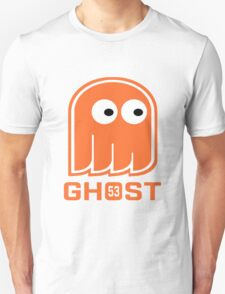 Ghost Bear Hockey Dude T-Shirt