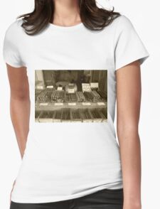 Cohiba Womens Fitted T-Shirt