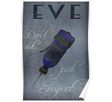 Eve - Bioshock Poster