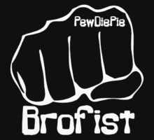 Brofist - PewDiePie One Piece - Short Sleeve