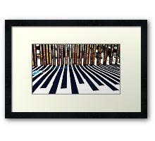 Strips of Film 3 Framed Print