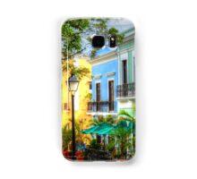 San Juan Street Samsung Galaxy Case/Skin