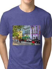 San Juan Street Tri-blend T-Shirt