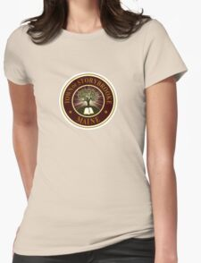 Once upon a time- Storybrooke Womens Fitted T-Shirt