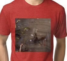 Oh I love that dirty water... Tri-blend T-Shirt