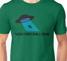 UFO or weather balloon? Unisex T-Shirt