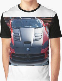 20XX Dodge Viper 'Winner Takes All' Graphic T-Shirt