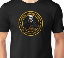 Skull Squadron Valkyrie Unisex T-Shirt
