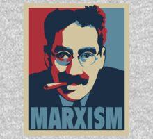 Groucho Marx-ism Kids Tee