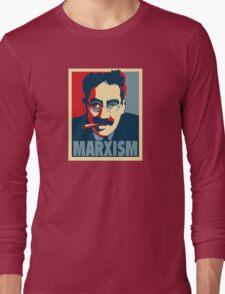 Groucho Marx-ism Long Sleeve T-Shirt