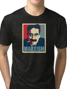 Groucho Marx-ism Tri-blend T-Shirt