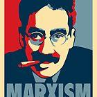 Groucho Marx-ism by EnjoyRiot