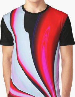 Abstract Fractal Colorways 02BPk Graphic T-Shirt