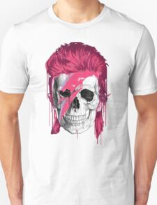 Bowie Skull T-Shirt