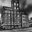 East Hill Mill Ashford by Dave Godden