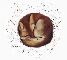 A Fox's life.. Baby Tee
