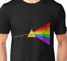 The dark side of Gravity falls  Unisex T-Shirt