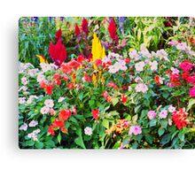 How Does Your Garden Grow Canvas Print