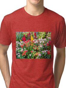 How Does Your Garden Grow Tri-blend T-Shirt