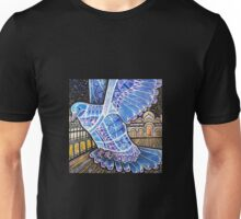 Compass the Pigeon Unisex T-Shirt