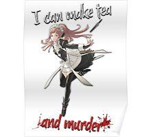 Fire Emblem Fates - Felicia (Tea & Murder) Poster