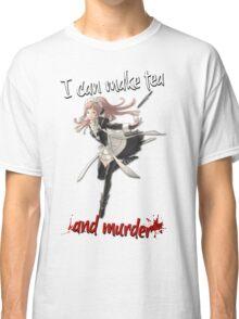 Fire Emblem Fates - Felicia (Tea & Murder) Classic T-Shirt