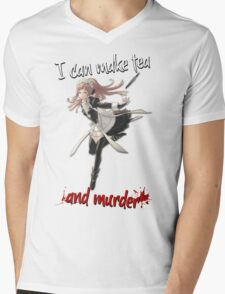 Fire Emblem Fates - Felicia (Tea & Murder) Mens V-Neck T-Shirt