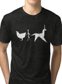 Gaff's Origami Tri-blend T-Shirt