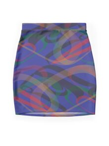 Emerging Mini Skirt