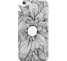 The Empty Circle iPhone Case/Skin