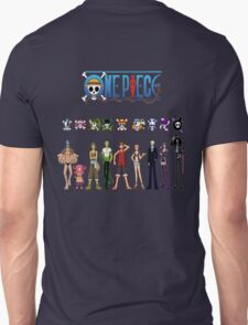 Straw Hats and Respectful Jolly Rogers T-Shirt