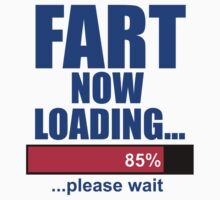 Fart Loading Now One Piece - Short Sleeve