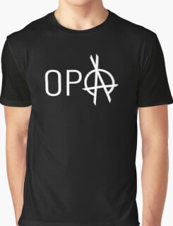 The Expanse - OPA Logo - White Clean Graphic T-Shirt