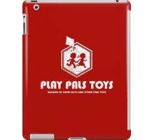 Play Pals Toys (aged look) iPad Case/Skin