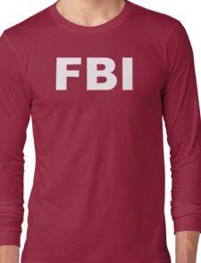 FBI Long Sleeve T-Shirt