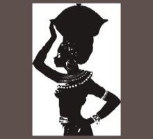 AFRICA One Piece - Short Sleeve