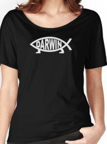 Fish Darwin Women's Relaxed Fit T-Shirt