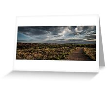 Texas Nature Trail Greeting Card