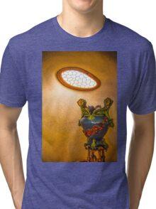 Gaudi's Vase Tri-blend T-Shirt