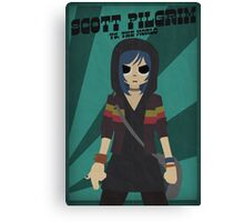 Ramona - Scott Pilgrim Vs. The World Canvas Print